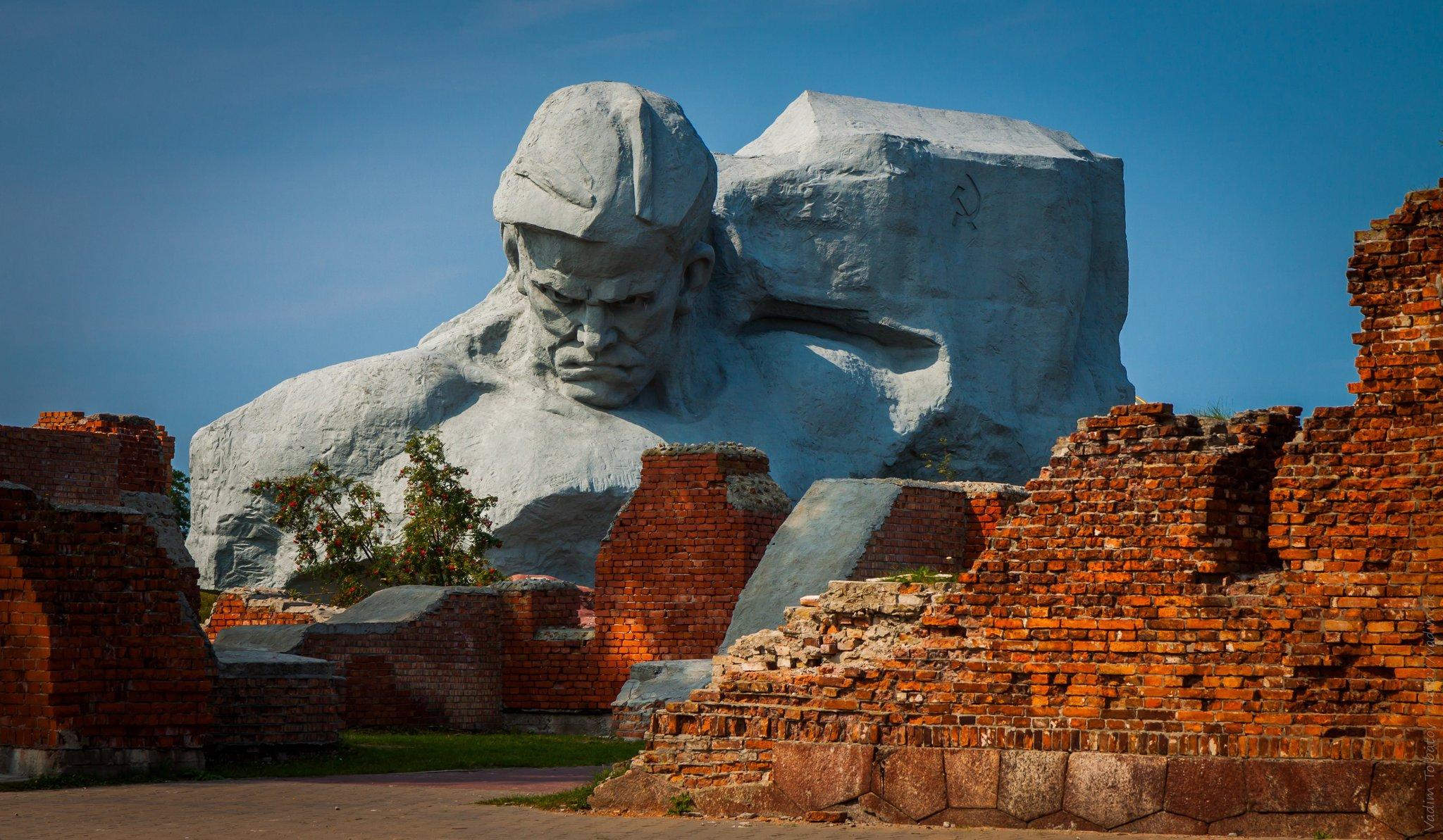 Экскурсионный отдых в Беларуси - Бресткая Крепость