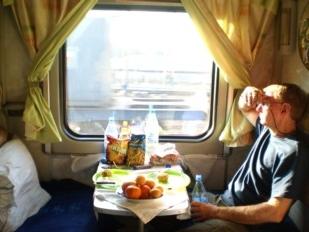 Что взять с собой в дорогу в поезд из еды на 2 дня